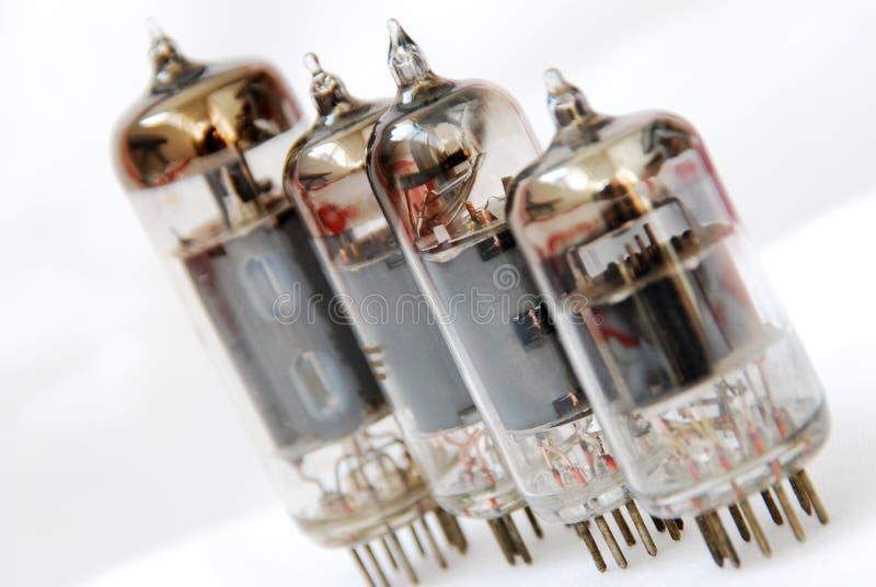 vide de tubes image stock