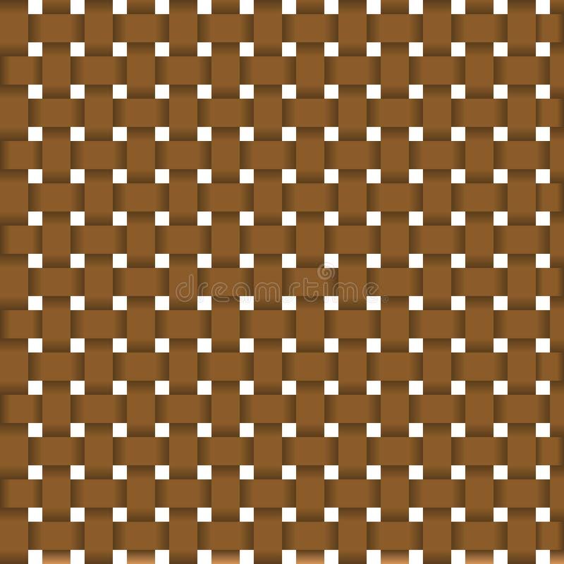 Vide- seamless textur stock illustrationer