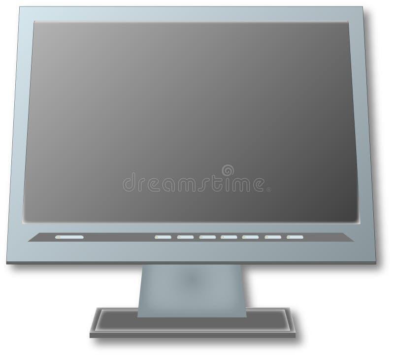 Monitor immagine stock