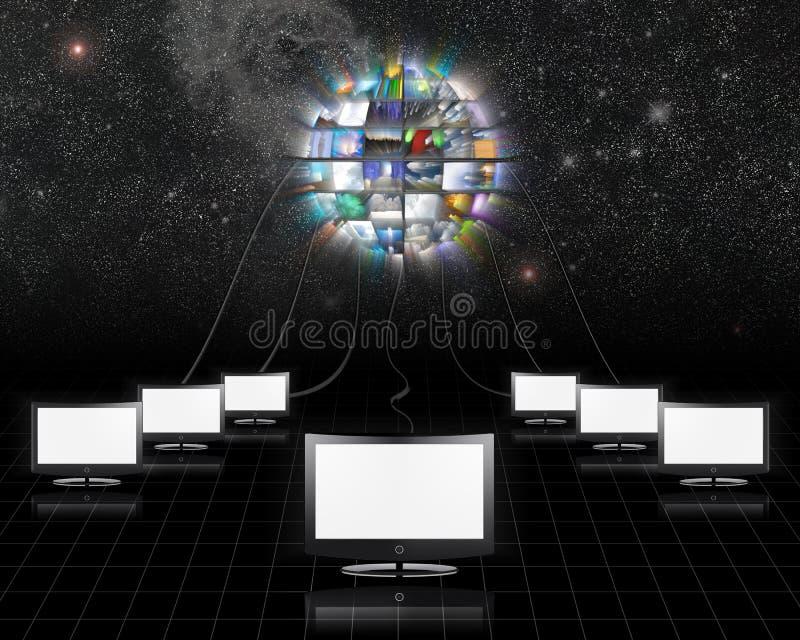 Download Video stock illustration. Illustration of hdtv, film - 26618634