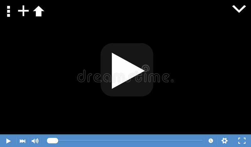 Video ελεύθερη απεικόνιση δικαιώματος