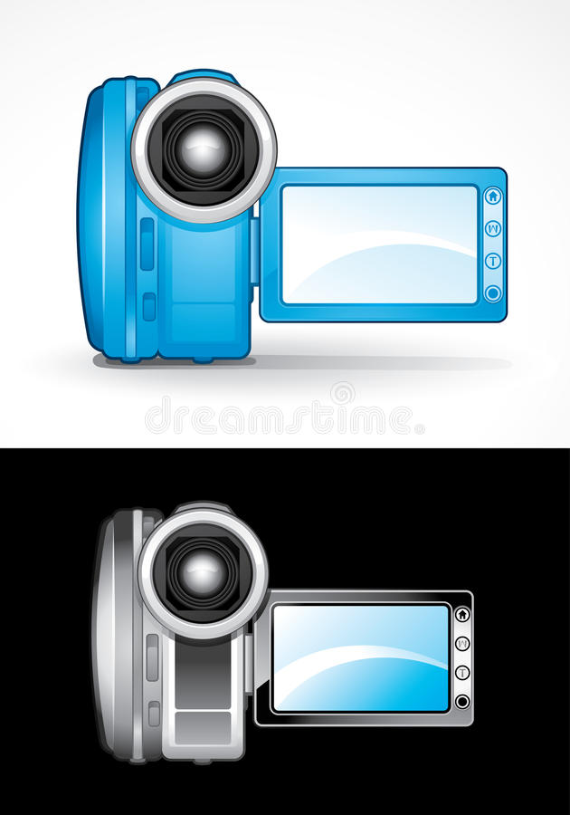 Download Video Camcorders Royalty Free Stock Photo - Image: 13145615