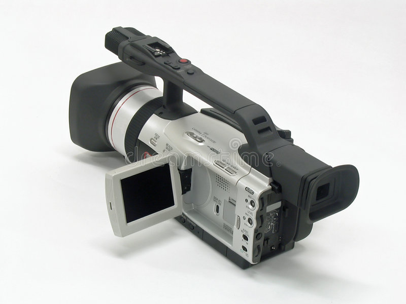 Video Camera 2 stock photo