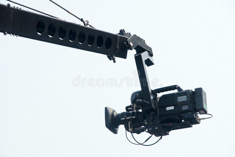Video camera royalty free stock image