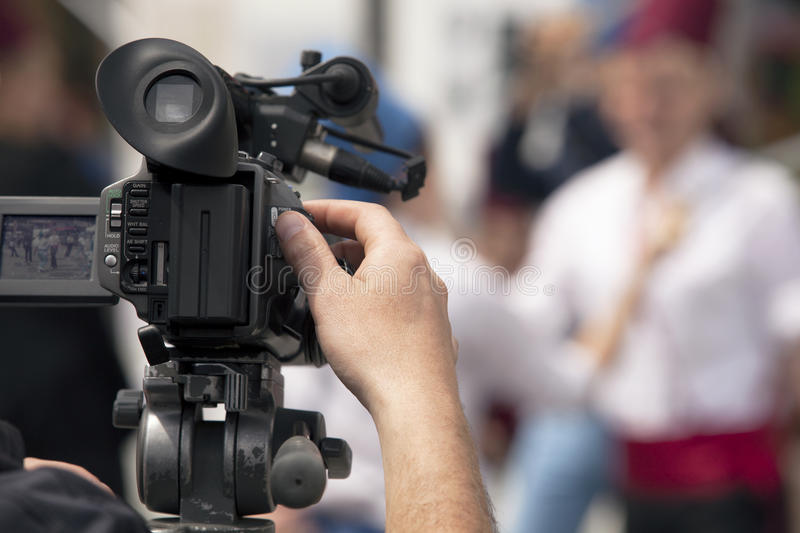 Download Video Camera Royalty Free Stock Image - Image: 31937676