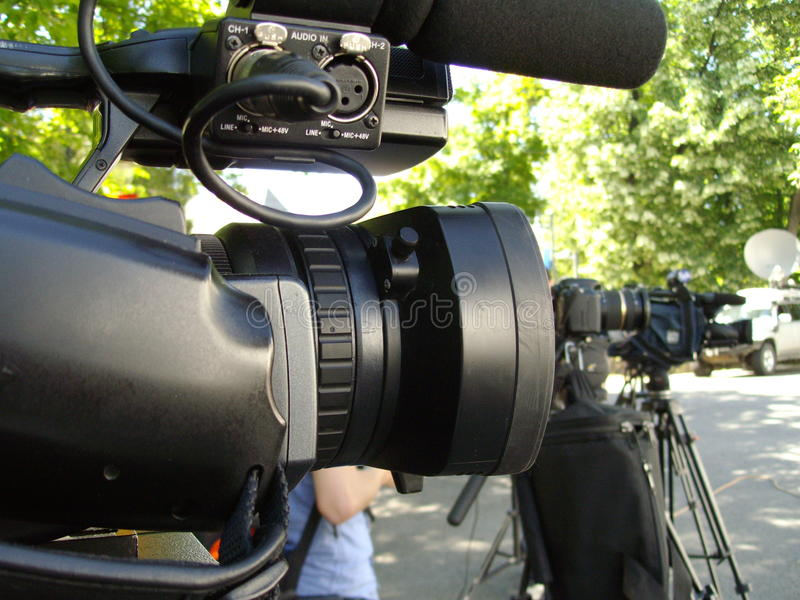 Download Video camera stock image. Image of interview, communication - 31083367