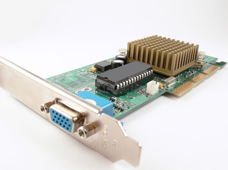 Download Video Card Royalty Free Stock Photography - Image: 1723567