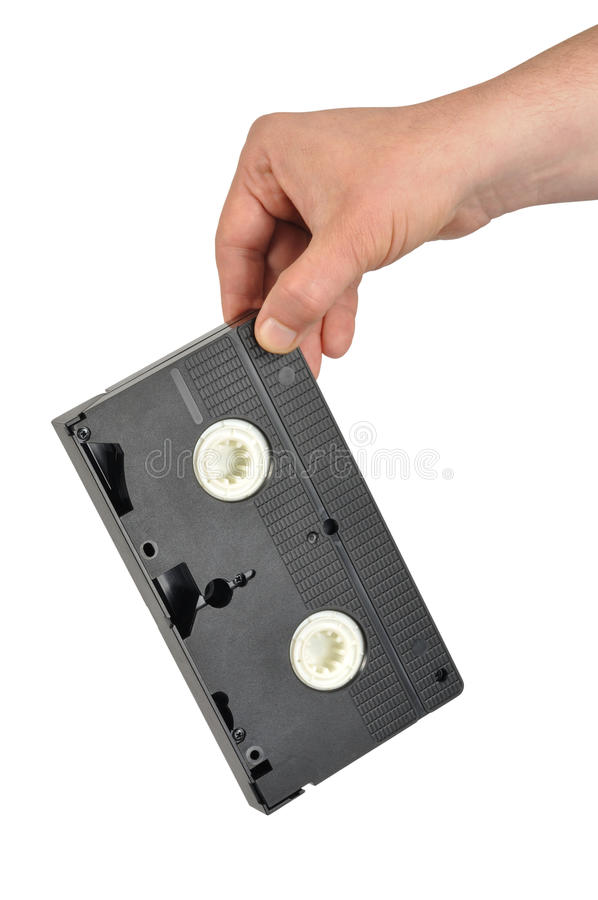 Video Cassette royalty free stock photo