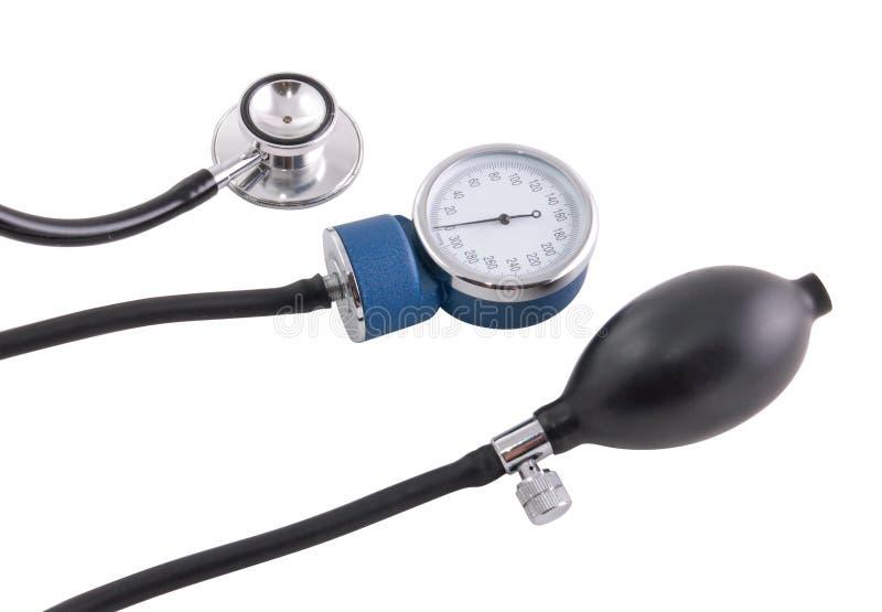 Video di pressione sanguigna immagine stock libera da diritti