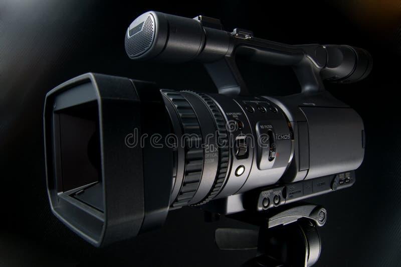 video för 2 kamera arkivfoto