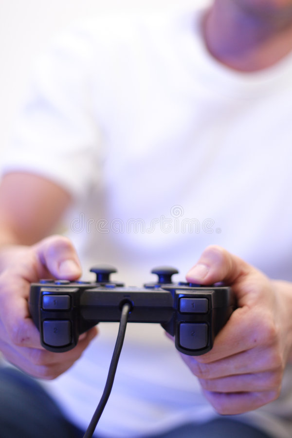 Download Video game stock image. Image of playstation, station, playing - 649015