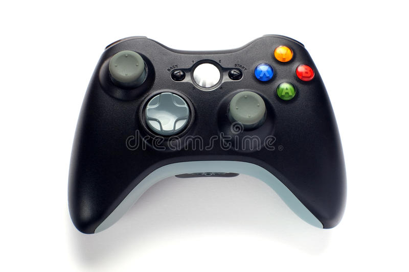 Download Video game controller stock image. Image of arcade, entertainment - 17764493