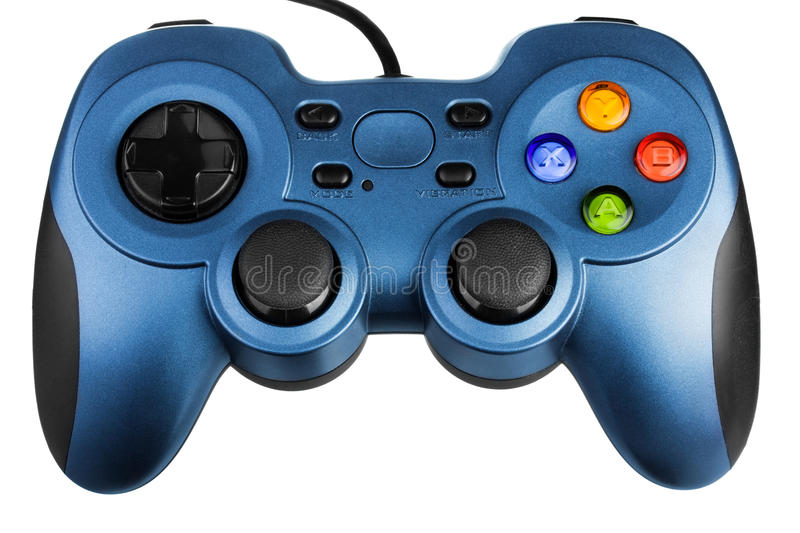 Video game controller stock images