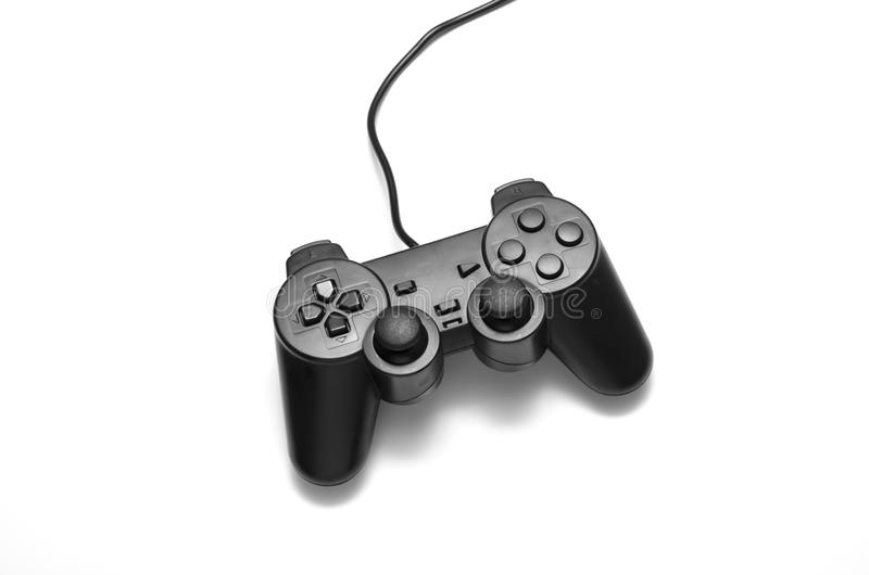 Video game controller stock photography