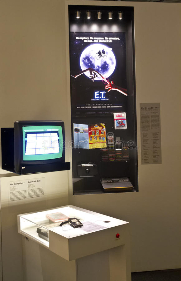 Download Video Game exhibition editorial photo. Image of television - 38878381
