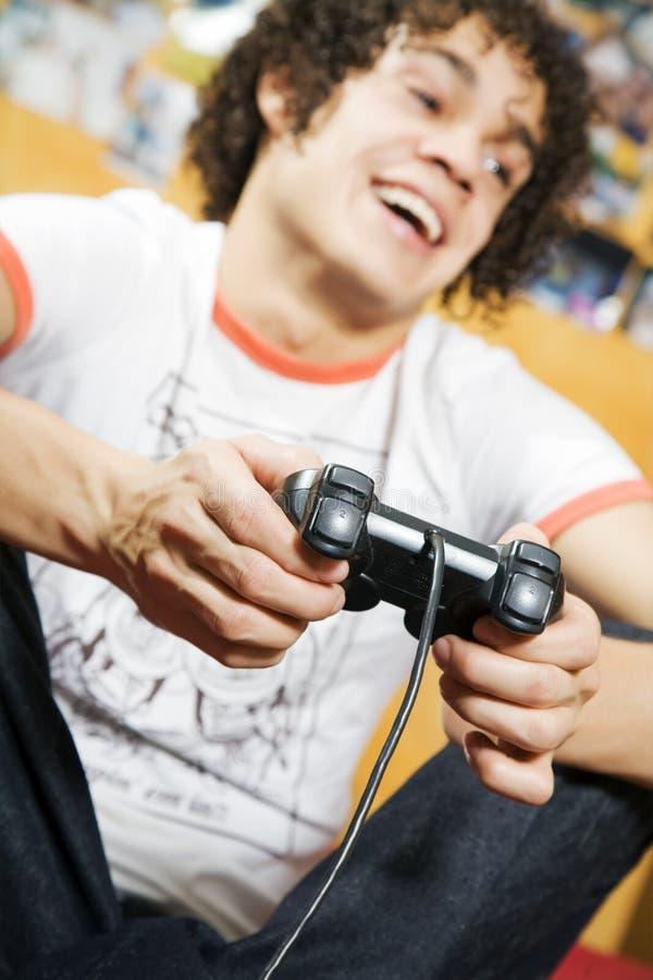 Video giochi fotografia stock libera da diritti