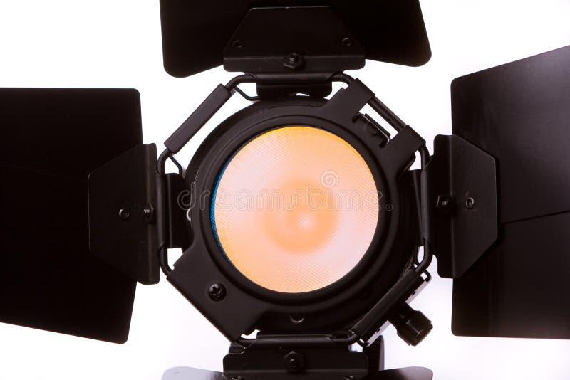 Video lichte apparatuur royalty-vrije stock fotografie