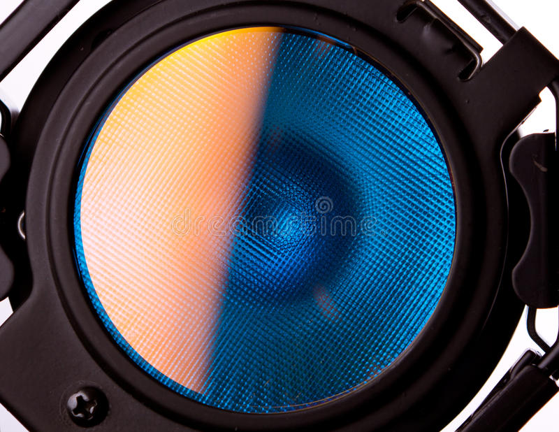 Video lichte apparatuur royalty-vrije stock afbeeldingen