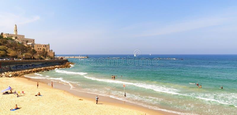 Video onde lente 972 della bella spiaggia fotografie stock