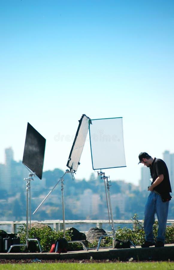 Video Productie stock afbeeldingen