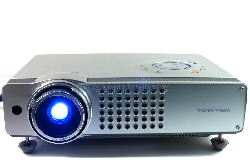 Download Video projector stock image. Image of auditorium, hall - 19084509
