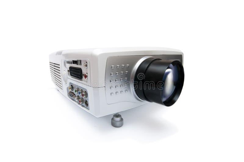 Video projektor arkivbilder