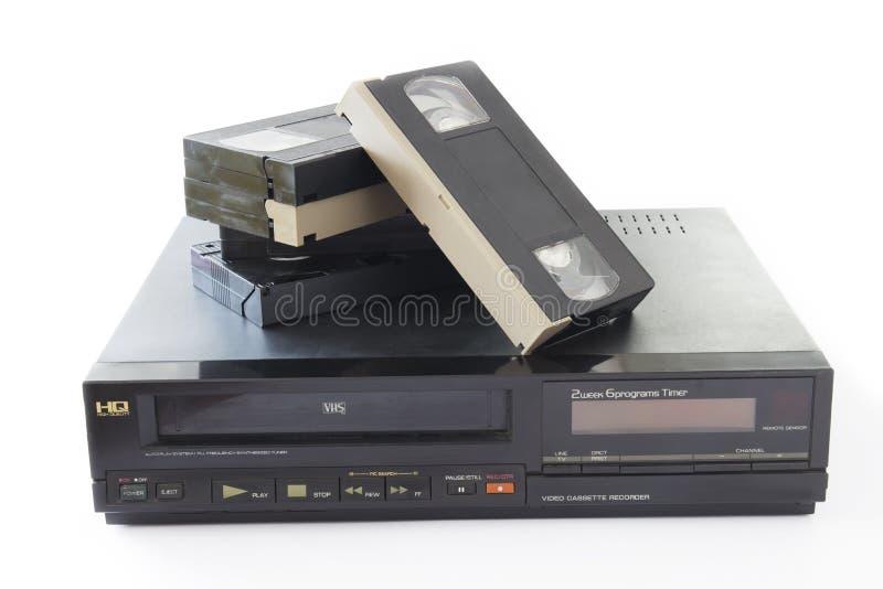 Video Recorder stock image