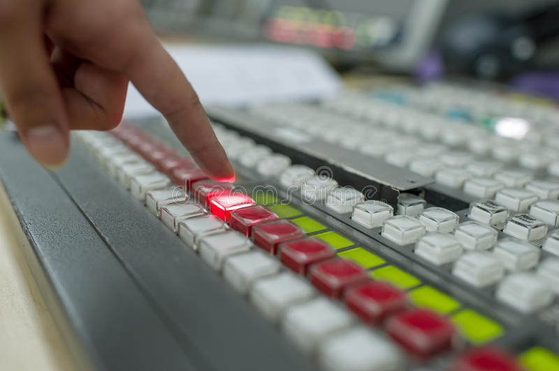 Download Video Switcher Royalty Free Stock Photo - Image: 29513475