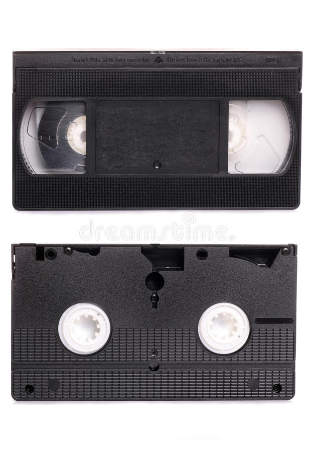 Download Video tape stock image. Image of retro, video, cutout - 22343751