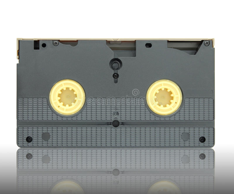 Download Video tape cassette stock photo. Image of cassette, film - 26062202