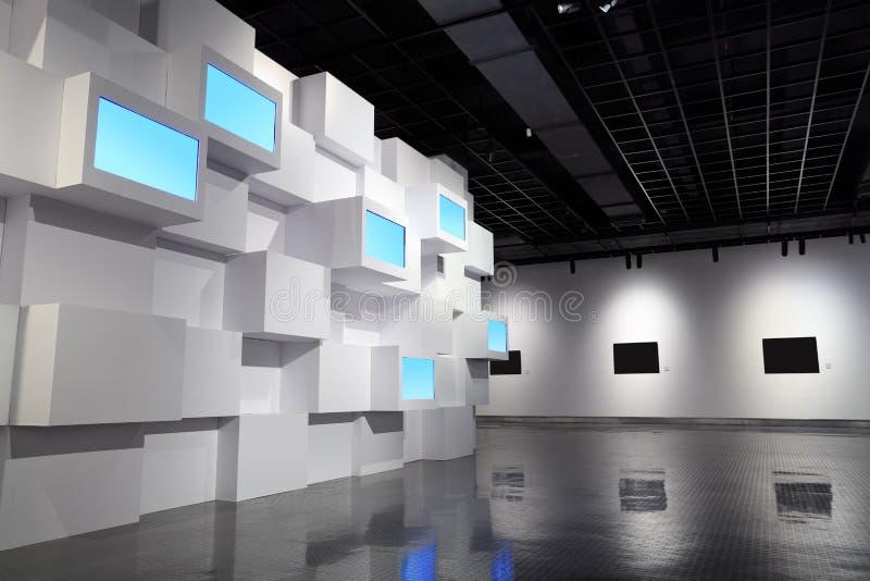 Video vägg- och bildram arkivfoton