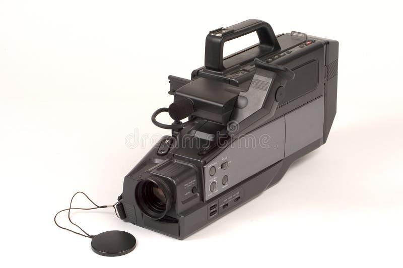 Download Videocámara del VHS foto de archivo. Imagen de camcorder - 12524