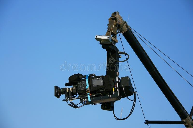 Videocamera Royalty-vrije Stock Foto's