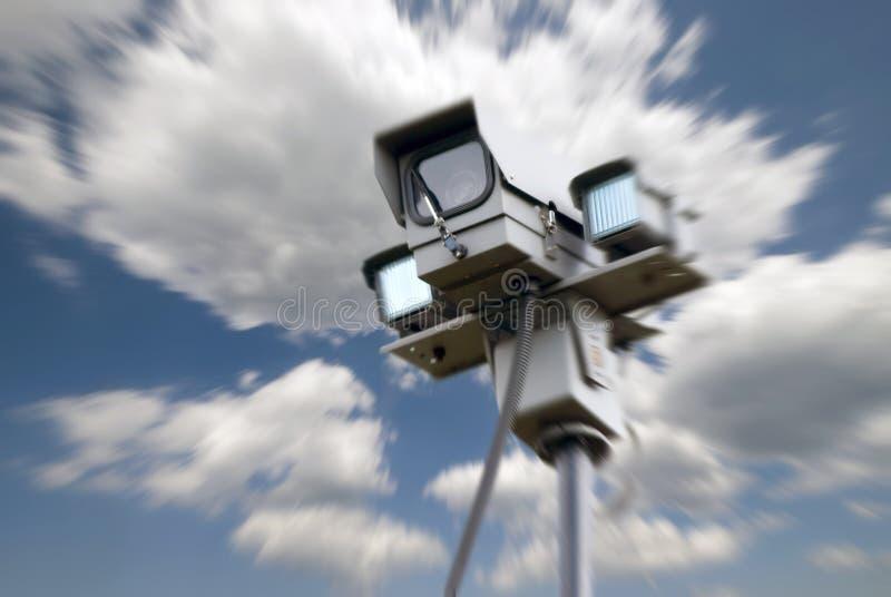 Videocamera di obbligazione immagini stock