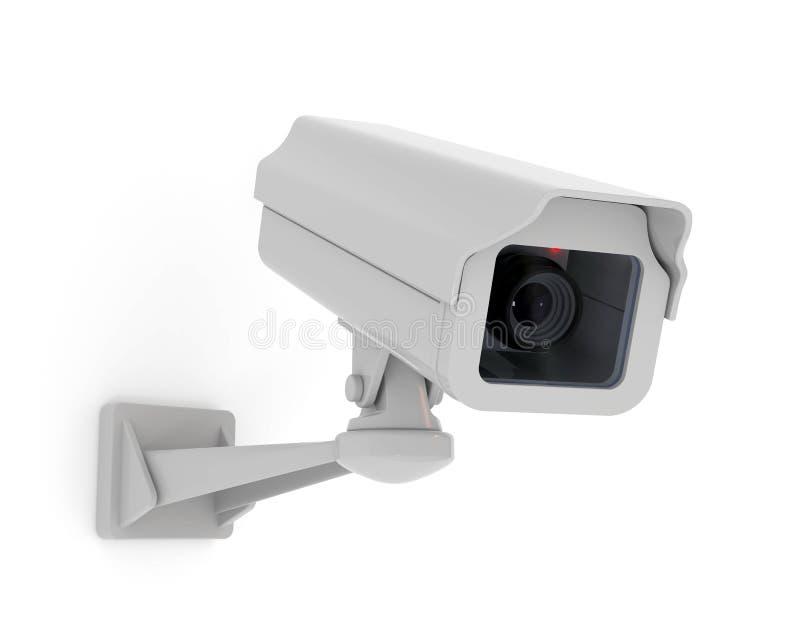 Videocamera di sicurezza illustrazione vettoriale