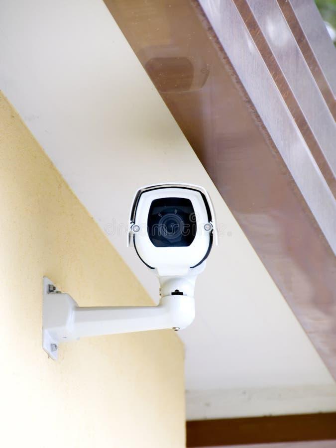 Videocamera di sicurezza 4 fotografie stock