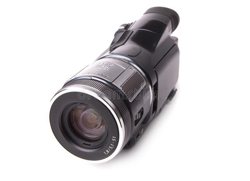 Videocamera moderna immagine stock
