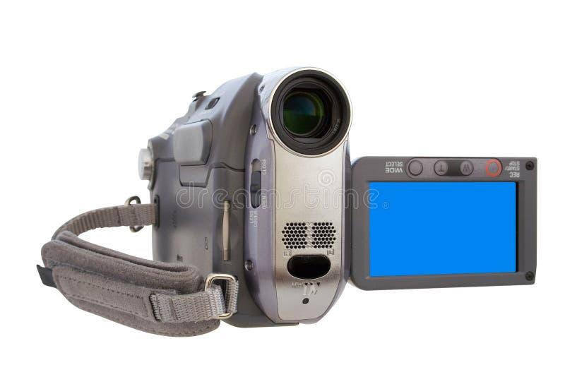 Videocamera portatile fotografia stock libera da diritti