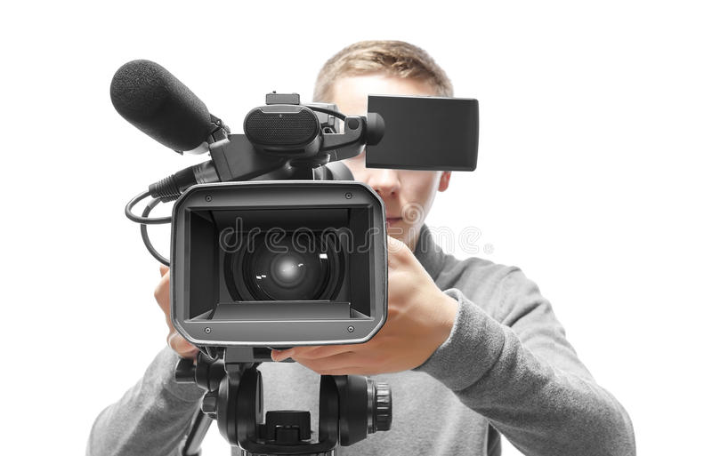 Videocameraexploitant