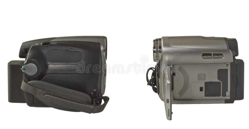 Videocameras Stock Image