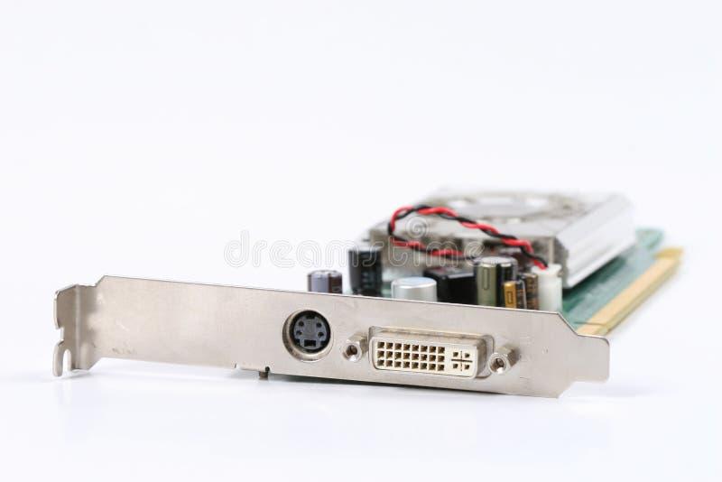 Download Videocard foto de stock. Imagem de balanço, eletrônica - 29843498