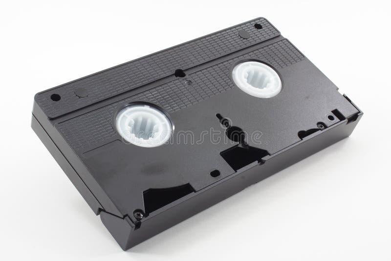 Videocassetta di VHS fotografia stock