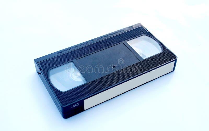 Videocassette royalty-vrije stock afbeeldingen