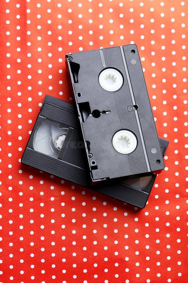 videocassette royaltyfria foton