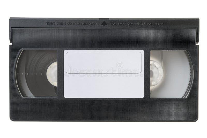 Videocassette royalty-vrije stock foto
