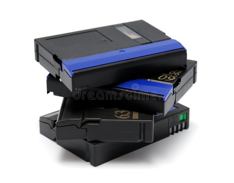 videocassette arkivfoto
