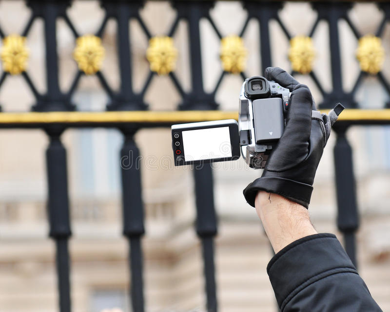 Videogerät stockbild