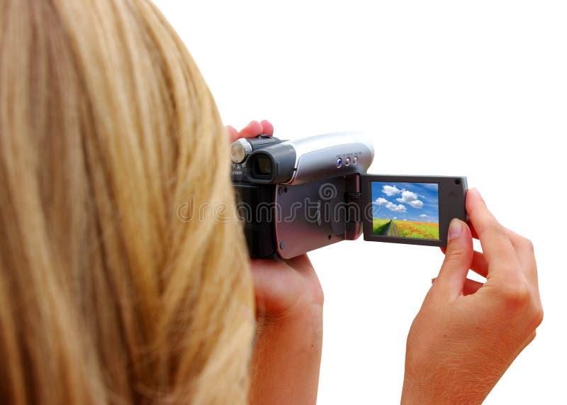 Download Videokamera stockbild. Bild von digital, kamera, nave - 12201357