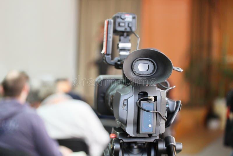 Videokamera arkivbilder