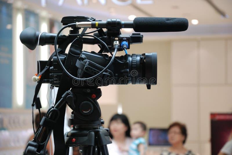 Videokamera stockbilder